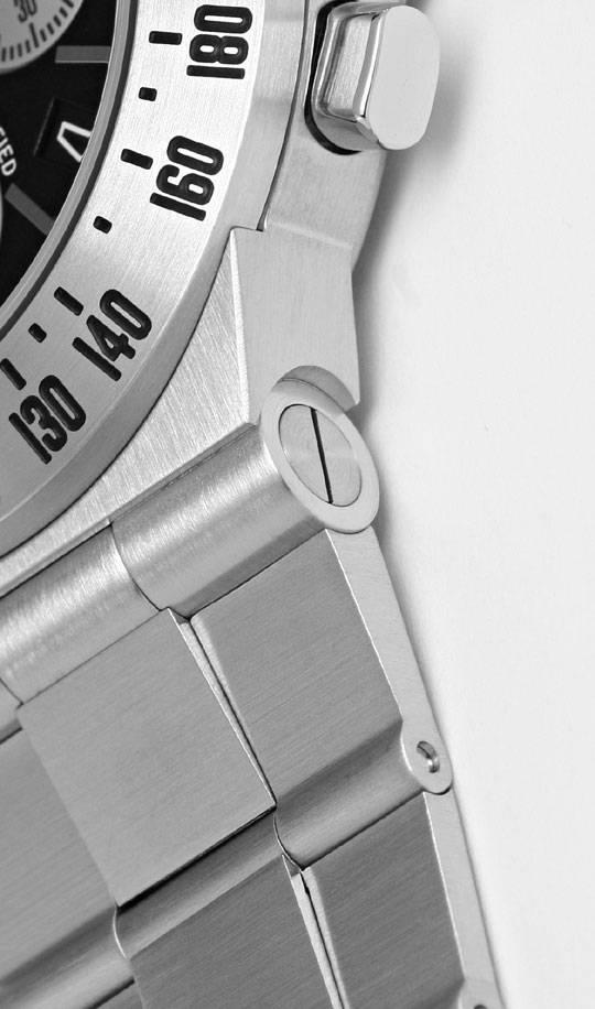 Foto 5, Bulgari Diagono Professional Terra Chrono Automatik Uhr, U2194