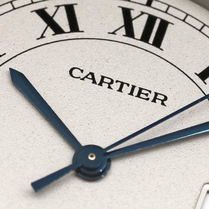 Foto 3 - Cartier Panthere Cougar Herren Armbanduhr aus Edelstahl, U2220