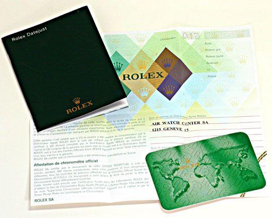 Foto 8, Rolex Date Oyster Perpetual Edelstahl Herren-Armbanduhr, U2245