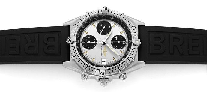 Foto 1 - Breitling Chronomat Stahl DiverPro Kautschuk Neuzustand, U2249