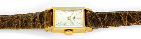Foto 1, Patek Philippe 3280 Vintage Damen-Armbanduhr, Gelb-Gold, U2267