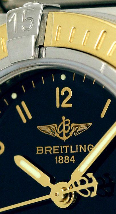 Foto 3, Breitling Callistino Rouleaux-Band Stahl-Gold Damen-Uhr, U2272