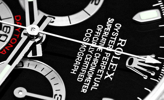Foto 3 - Rolex Cosmograph Daytona Chronograph Edel Stahl Rarität, U2294