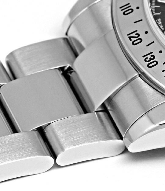 Foto 4, Rolex Cosmograph Daytona Chronograph Edel-Stahl Rarität, U2294