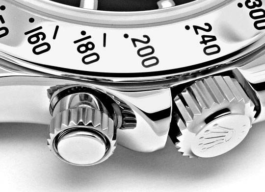 Foto 5 - Rolex Cosmograph Daytona Chronograph Edel Stahl Rarität, U2294