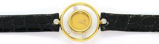 Foto 1 - Chopard Happy Diamonds, Bewegliche Brillanten, Damenuhr, U2313