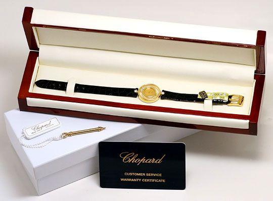 Foto 8 - Chopard Happy Diamonds, Bewegliche Brillanten, Damenuhr, U2313
