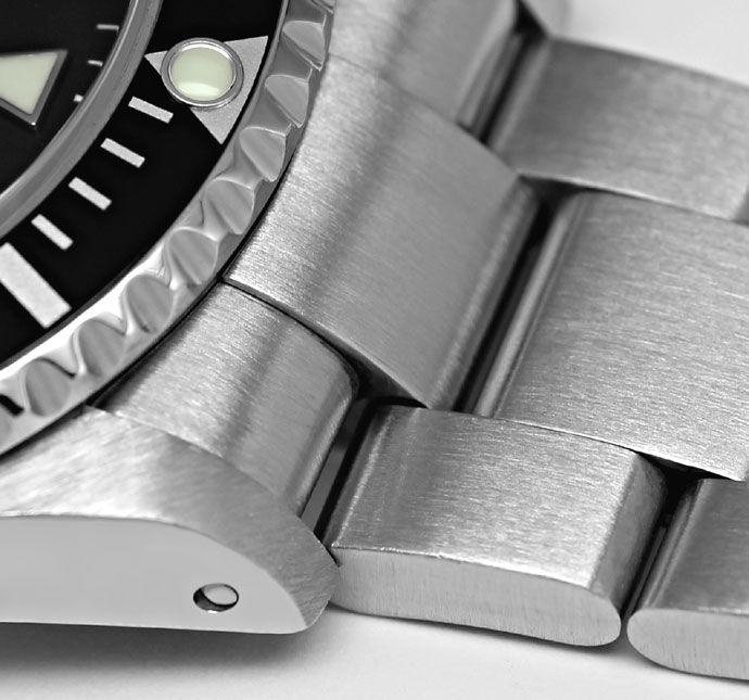 Foto 4 - Rolex Submariner Date Fliplock in Stahl fast Neuzustand, U2330