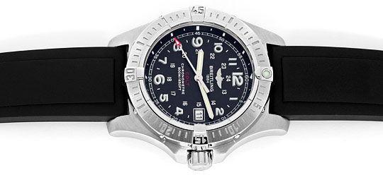 Foto 1, Breitling Colt Chronometer Diver Pro, Stahl, Ungetragen, U2347