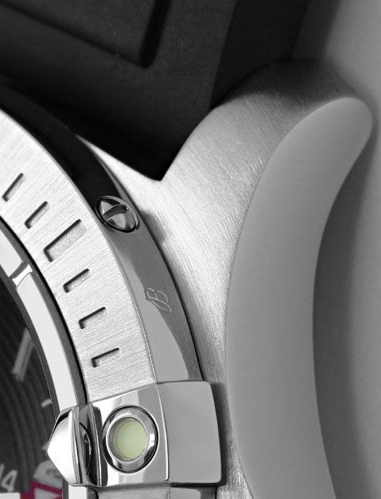 Foto 4, Breitling Colt Chronometer Diver Pro, Stahl, Ungetragen, U2347