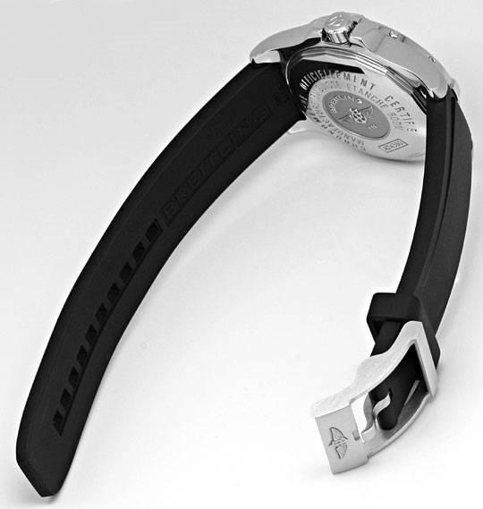 Foto 5, Breitling Colt Chronometer Diver Pro, Stahl, Ungetragen, U2347