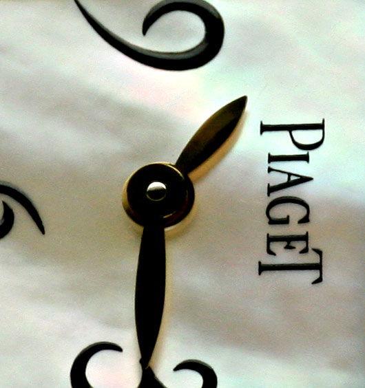 Foto 4, Piaget Miss Protocole Allongee Gold Damen, 4 Armbaender, U2350