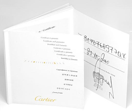 Foto 8, Cartier Tank Solo Edelstahl Kroko Falt Damen-Armbanduhr, U2404