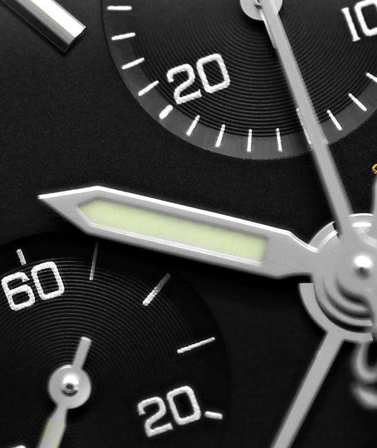 Foto 3, Ungetragene Breitling Navitimer World Chronograph Stahl, U2410