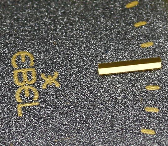 Foto 3, Ebel Sport Classic Classique Wave Junior Stahl Gold Uhr, U2414