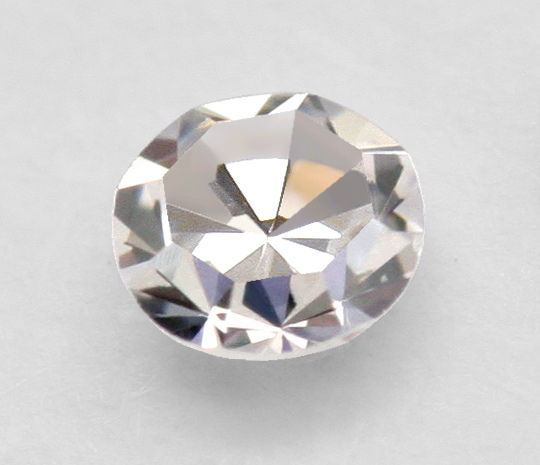 Diamant Achtkant-Schliff / Achtkantschliff, Eight Sided Cut Diamond
