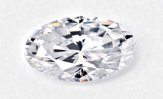 Diamant Oval-Schliff, Oval Cut Diamond