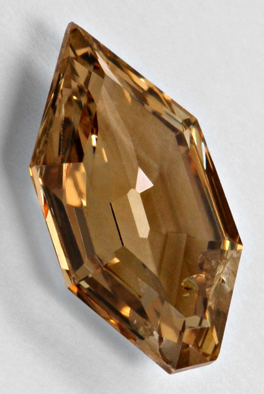 Septagon Step Diamond Cut - Septagon Diamantschliff