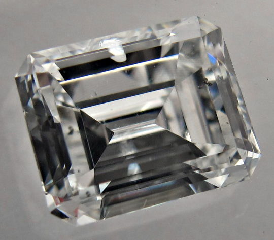 Diamant Smaragd-Schliff, Emerald-Cut Diamond